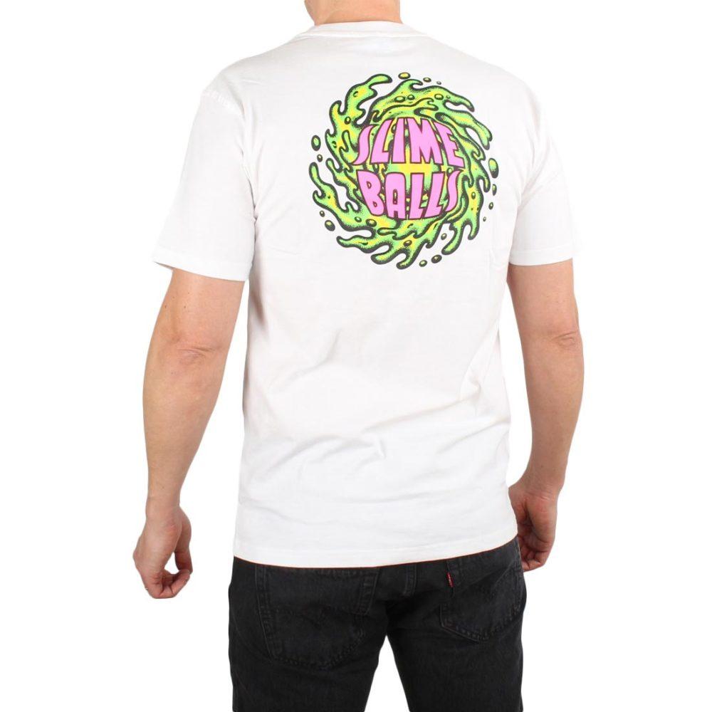 Santa Cruz N.B.N.G. S/S T-Shirt - White