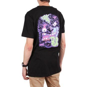 Santa Cruz Rob Face S/S T-Shirt - Black