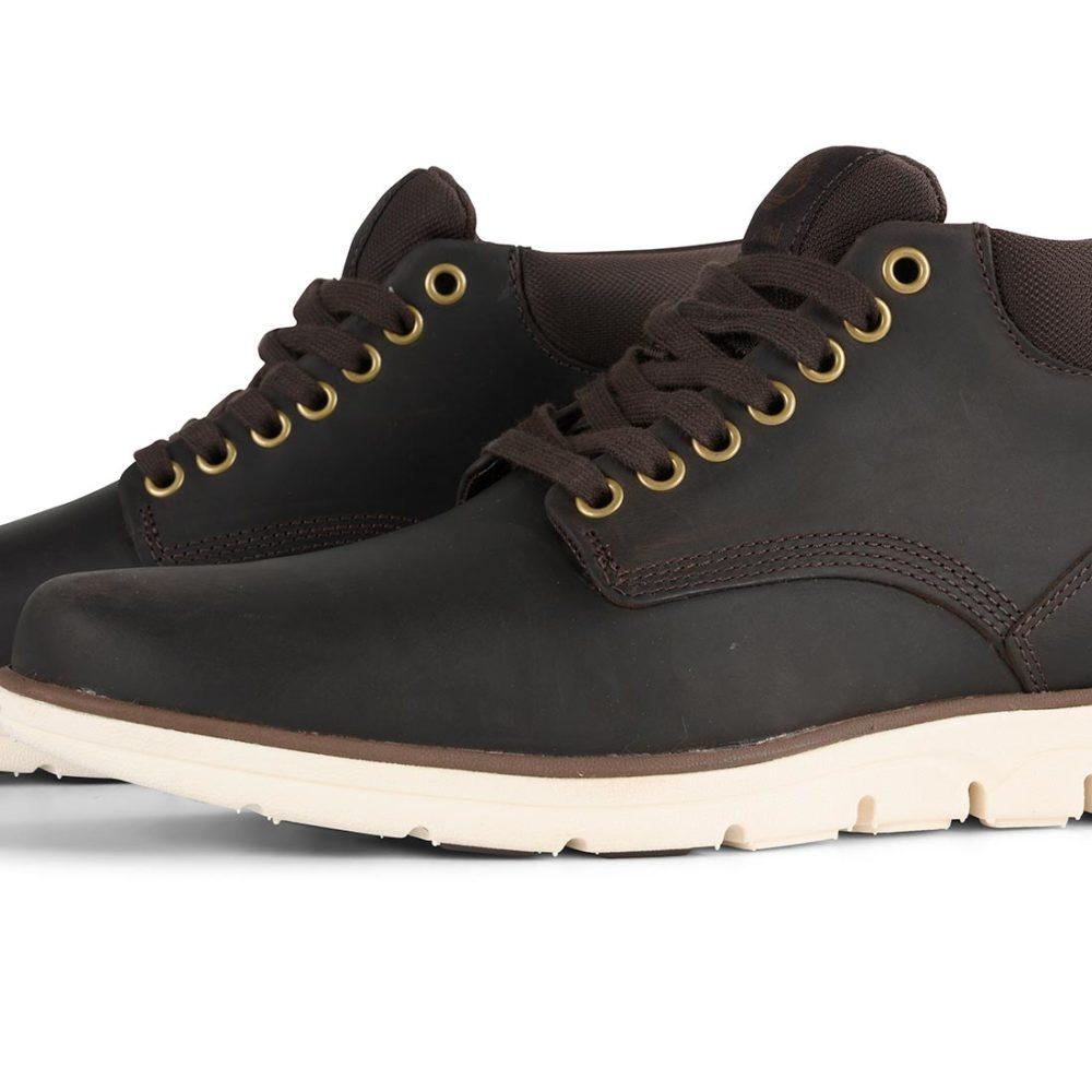 Timberland Bradstreet Chukka Leather Boot - Dark Brown