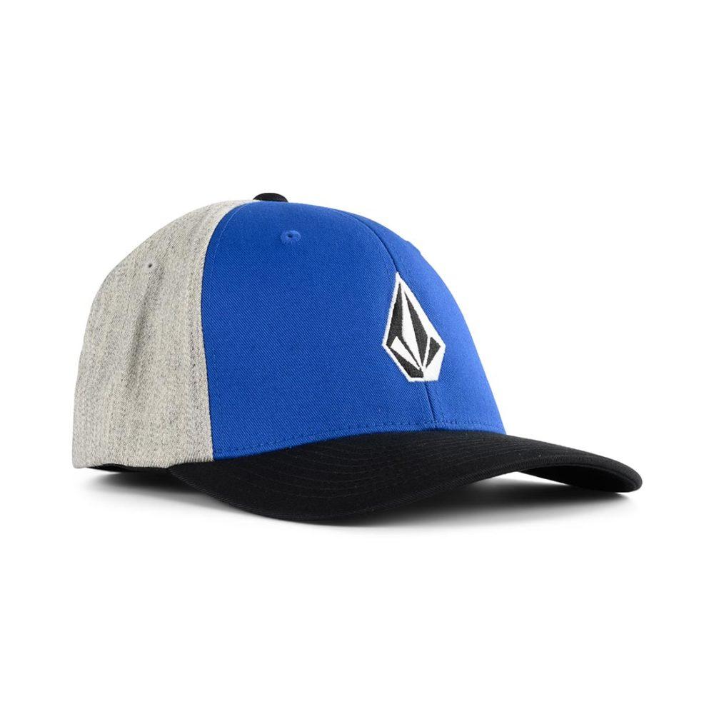 Volcom Full Stone XFit Flexfit Cap - Midnight Blue