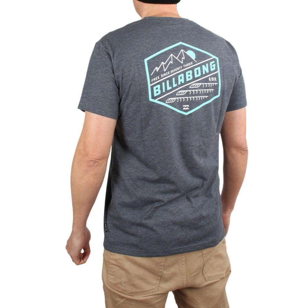 Billabong Ridge S/S T-Shirt - Navy Heather