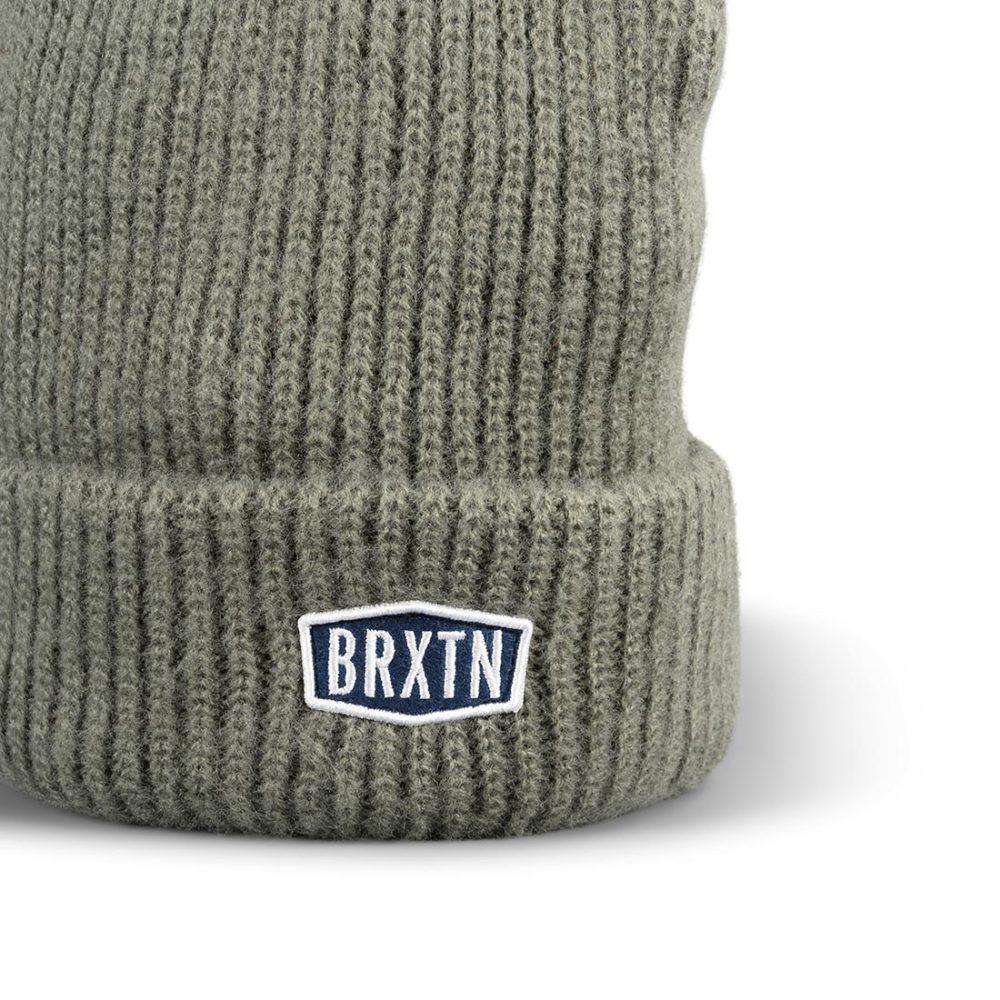 Brixton Malt Beanie Hat - Sage