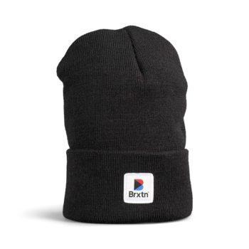 Brixton Stowell II Beanie Hat - Black