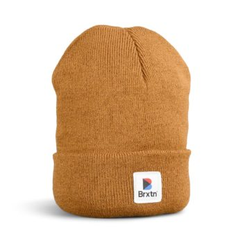 Brixton Stowell II Beanie Hat - Copper