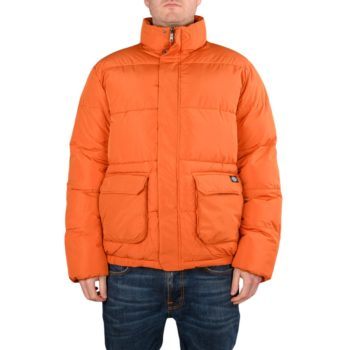 Dickies Olaton Puffer Jacket – Rust