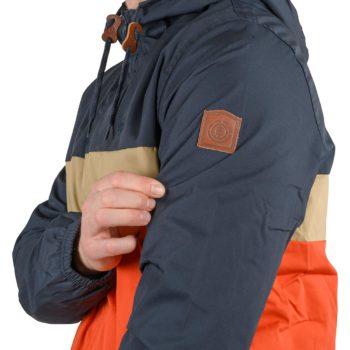 Element Alder 3 Tones Jacket – Burnt Ochre