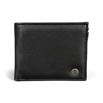 Element Bowo PU Wallet - Flint Black