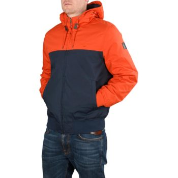 Element Dulcey 2 Tones Jacket – Burnt Ochre