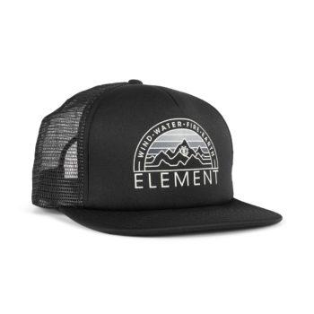 Element Odyssey Trucker Cap – Flint Black