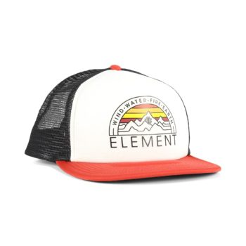 Element Odyssey Trucker Cap – Pompeian Red