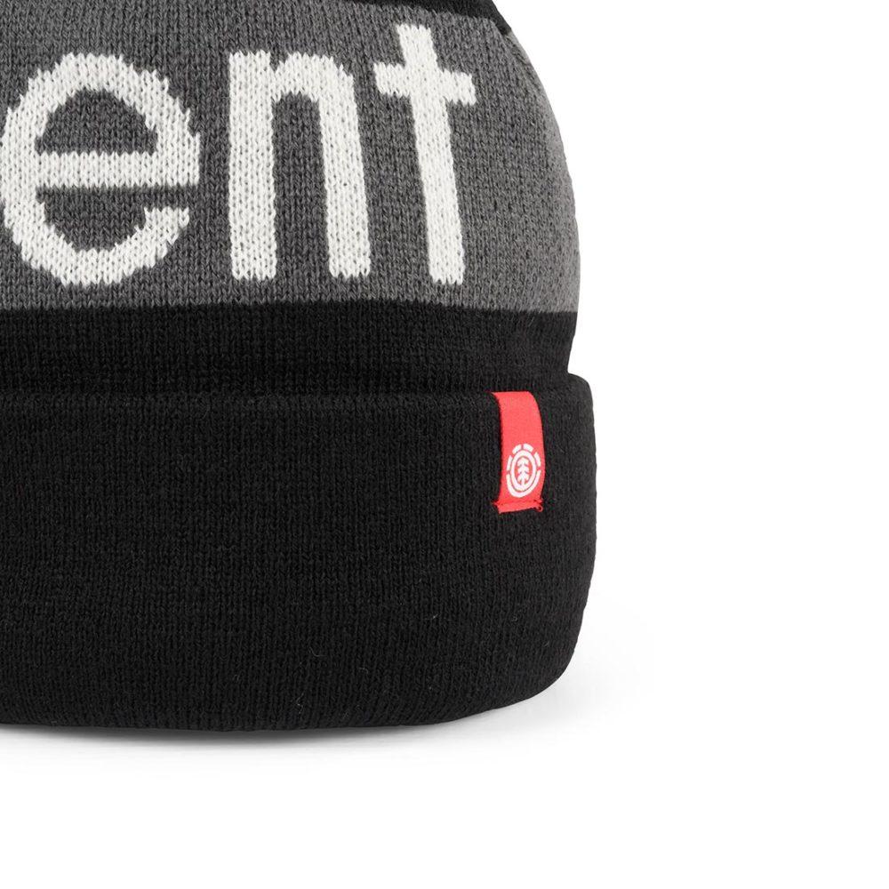 Element Primo Beanie Hat – Flint Black