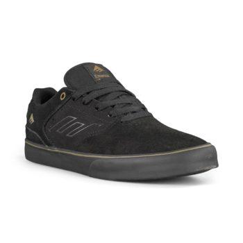 Emerica Reynolds Low Vulc Shoes – Black / Olive / Black
