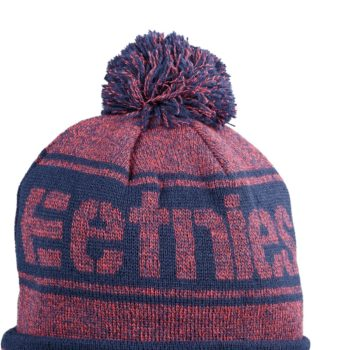 Etnies Arena Beanie Hat - Burgundy