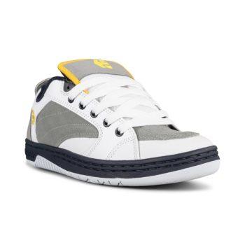 Etnies Czar Shoes – White / Grey / Navy