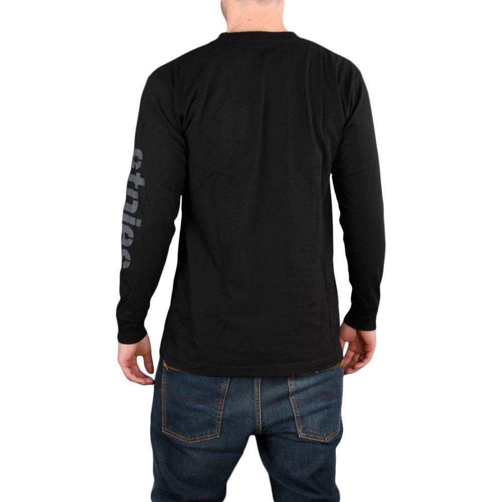 Etnies Icon L/S T-Shirt – Black