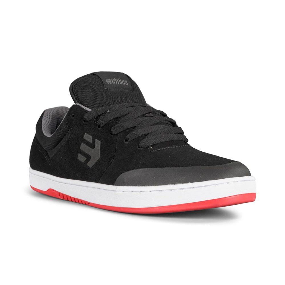 Etnies Marana Michelin Shoes – Black / White / Red
