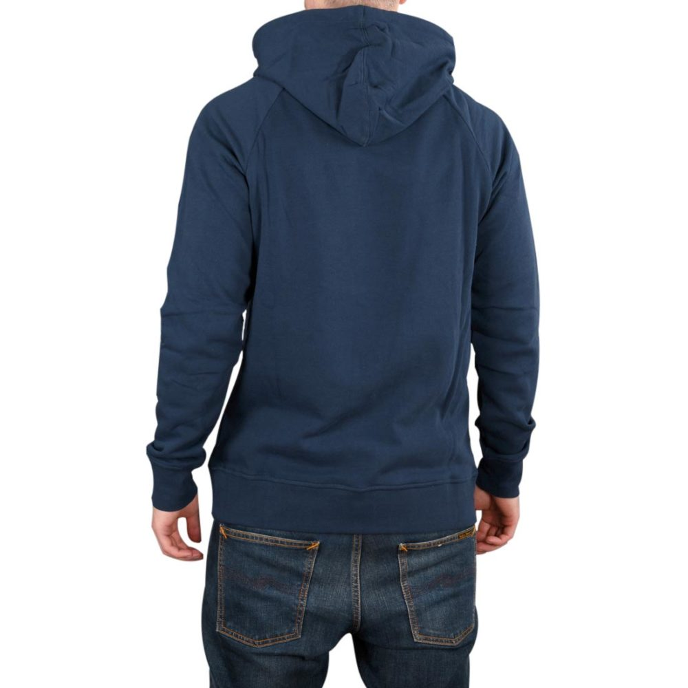 Etnies New Box Pullover Hoodie – Navy