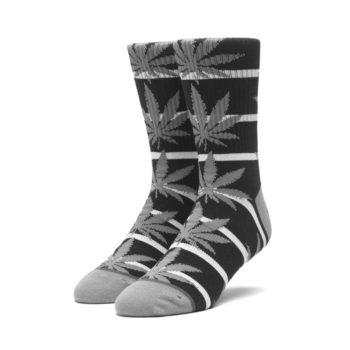 HUF North Plantlife Crew Socks - Black