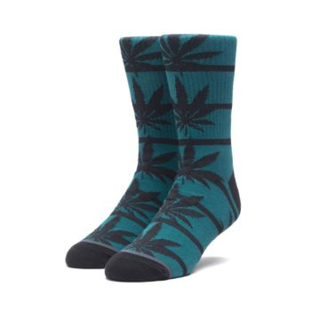 HUF Plantlife North Socks Green