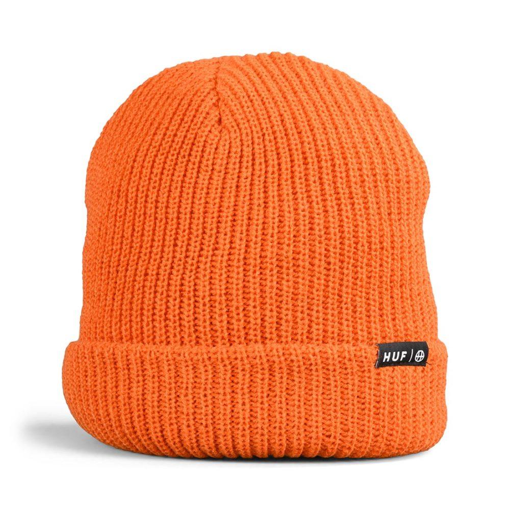 HUF Usual Cuffed Beanie Hat (FA19) – Rust
