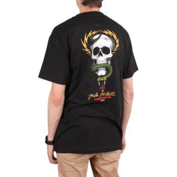 Powell Peralta Mike McGill Skull & Snake S/S T-Shirt - Black