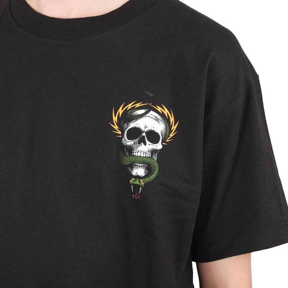 Powell Peralta Mike McGill Skull & Snake S/S T-Shirt - Black