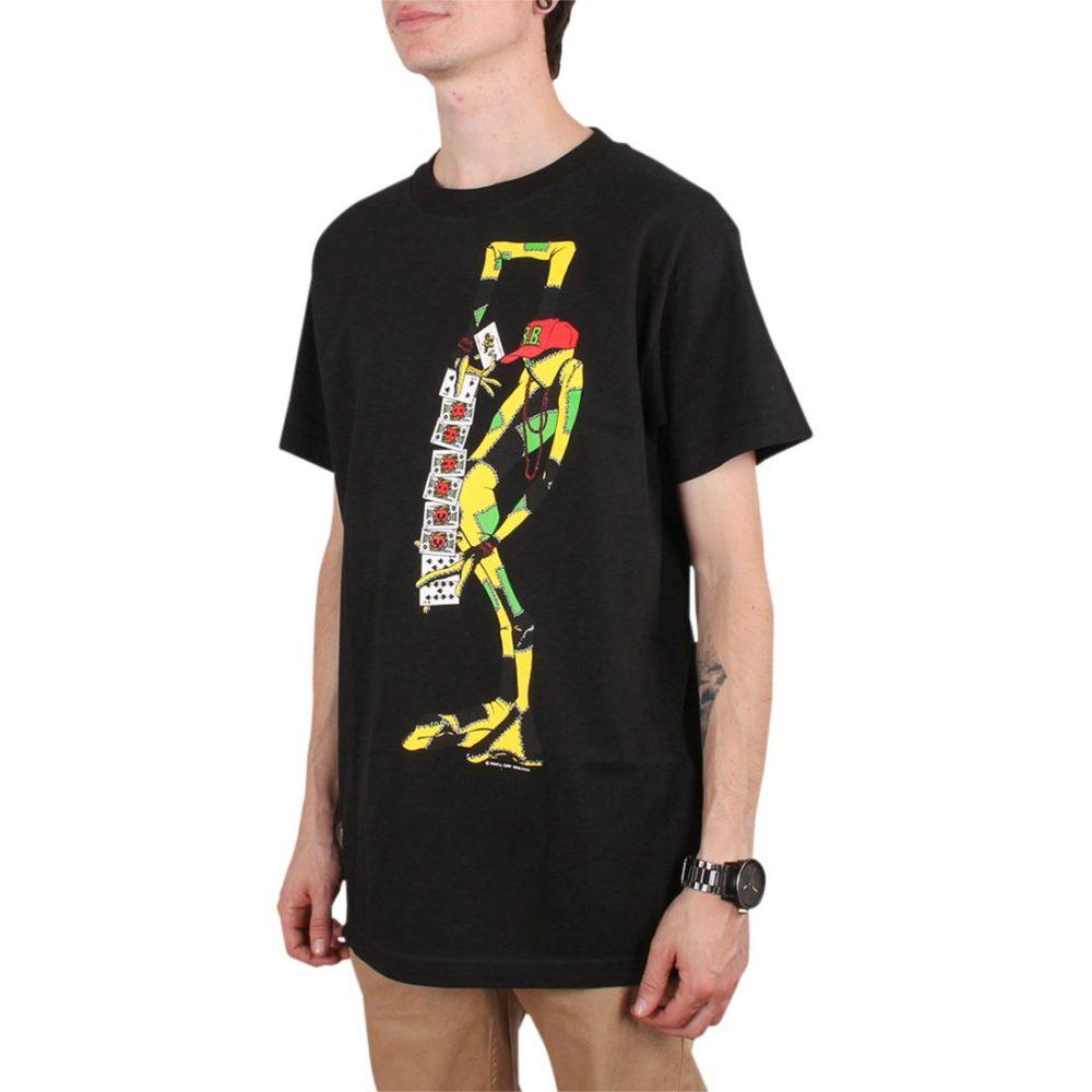 Powell Peralta Ray Barbee Rag Doll S/S T-Shirt - Black