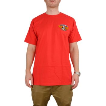 Powell Peralta Winged Ripper S/S T-Shirt - Athletic Heather
