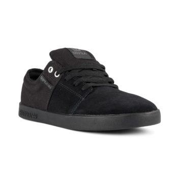 Supra Stacks II Black
