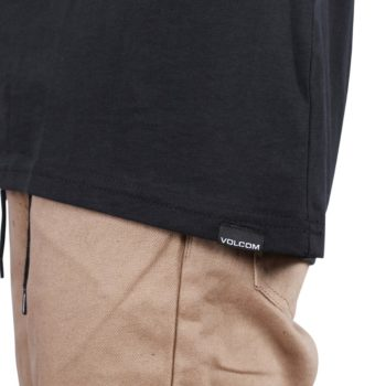 Volcom Digit FTY S/S T-Shirt - Black