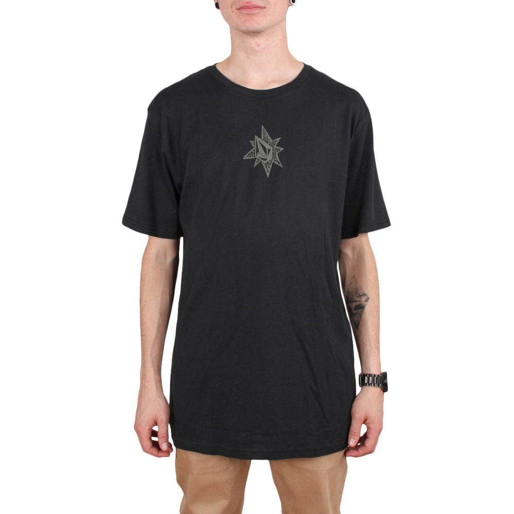 Volcom Grindstone BSC S/S T-Shirt - Black