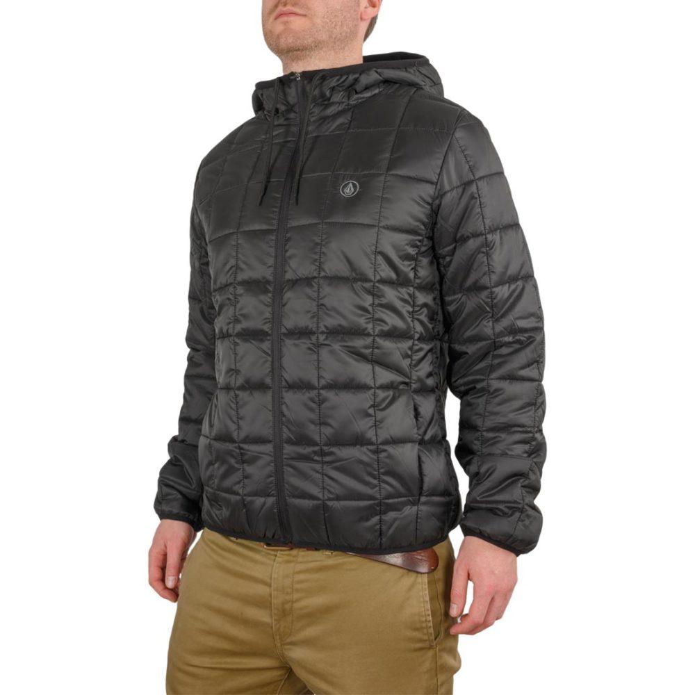 Volcom Volpoferized Puffer Jacket Black