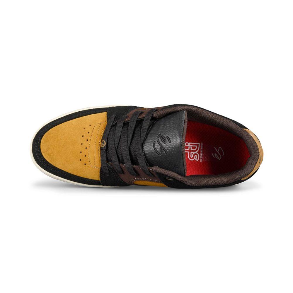 eS Accel Slim Shoes – Black / Brown