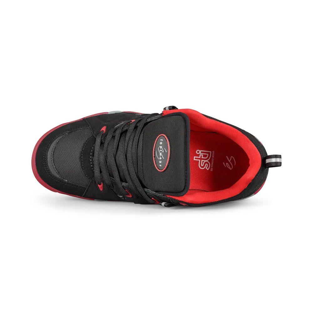 eS Symbol Shoes – Black / Red