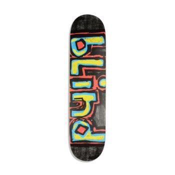 Blind OG Logo Youth RHM 7″ Skateboard Deck – Red / Blue / Yellow