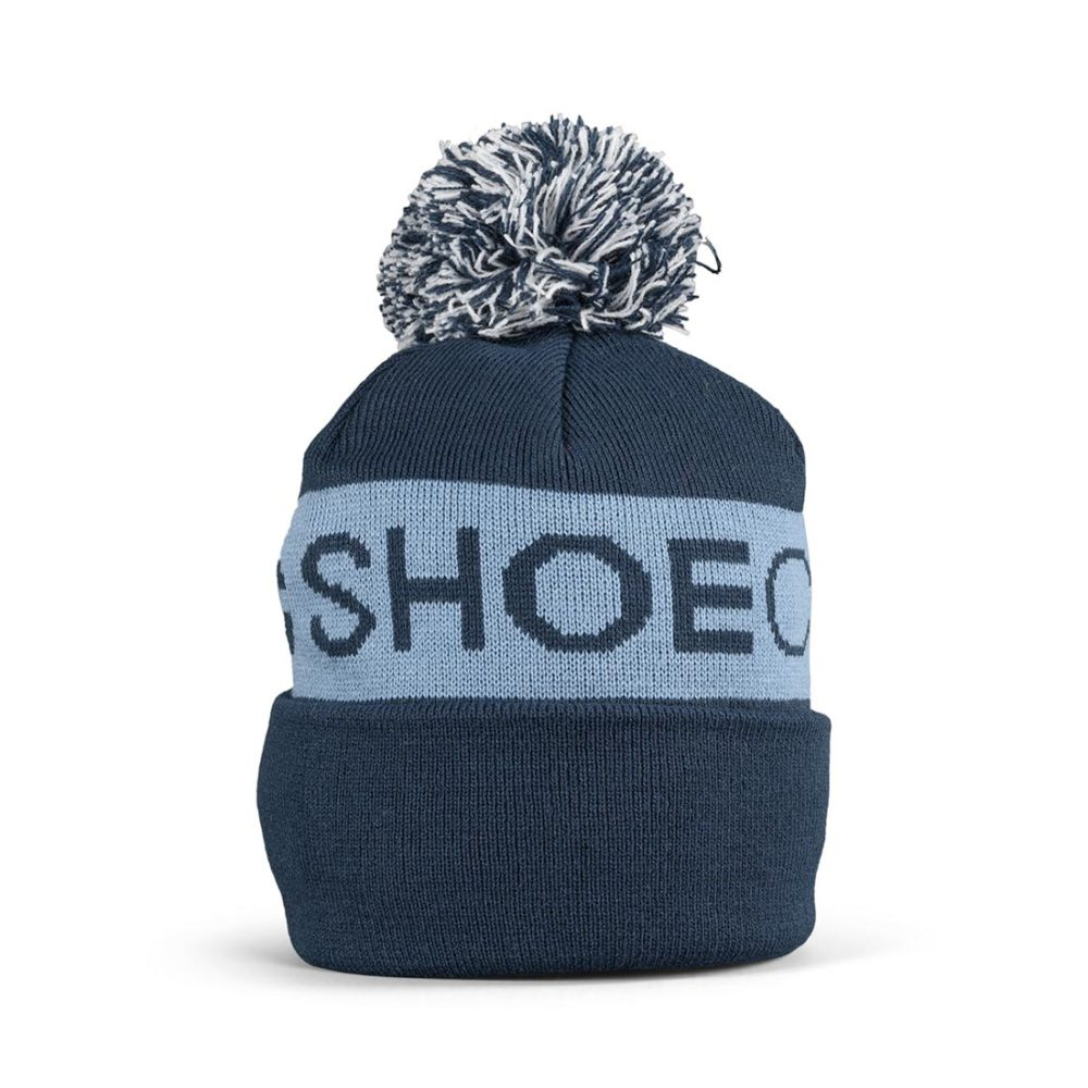 DC Shoes Chester Pom Beanie – Dress Blue
