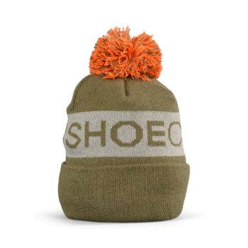 DC Shoes Chester Pom Beanie – Olive Night