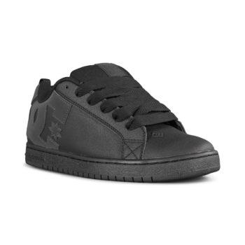 DC Shoes Court Graffik – Black / Shadow Print