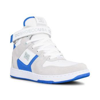 DC Shoes Pensford – White / Grey / Blue
