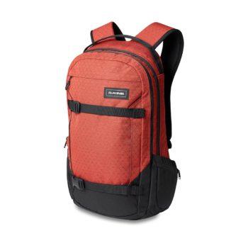 Dakine Mission 25L Backpack - Tandoori Spice