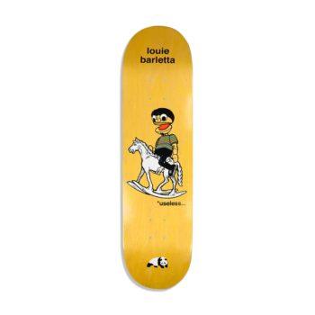 Enjoi What's The Deal R7 8.375″ Skateboard Deck – Louie Barletta