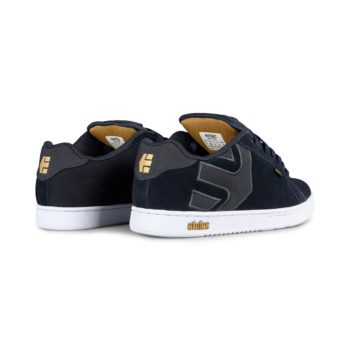 Etnies Fader Shoes – Navy