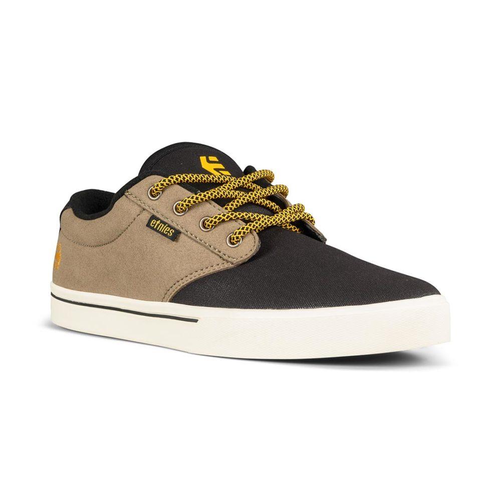 Etnies Jameson 2 Eco Shoes – Black / Olive