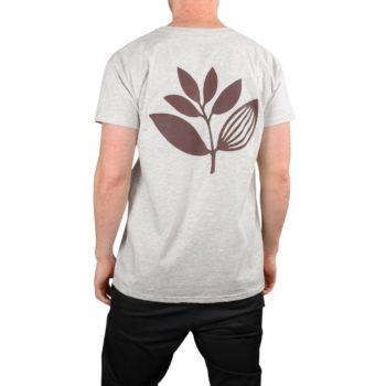 Magenta Classic Plant S/S T-Shirt – Ash