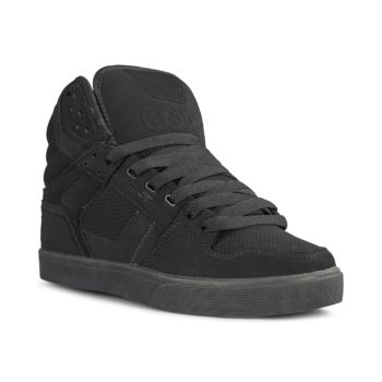 Osiris Clone High Top Shoes – Black / Ops