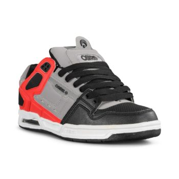 Osiris Peril Shoes – Grey / Red