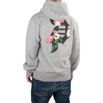 Primitive Dirty P Garden Pullover Hoodie – Heather Grey