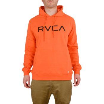 RVCA Big RVCA RCY Pullover Hoodie - Orange