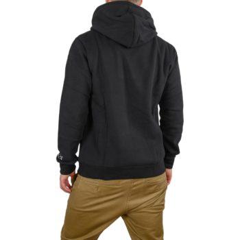 RVCA Blocker Pullover Hoodie - Black