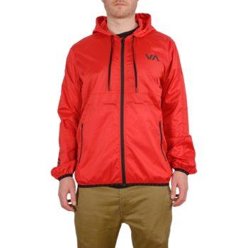 RVCA Hexstop IV Jacket - Red
